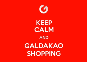 Keep Calm and Shopping Galdakao