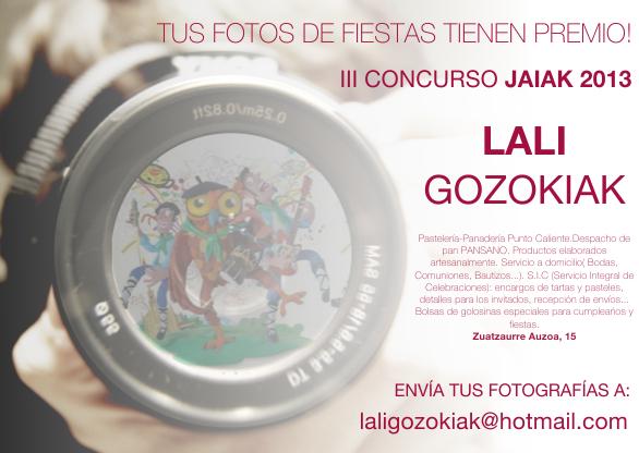 LALI FOTOGRAFIA 2013