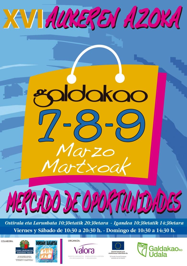 Feria de oportunidades de Galdakao