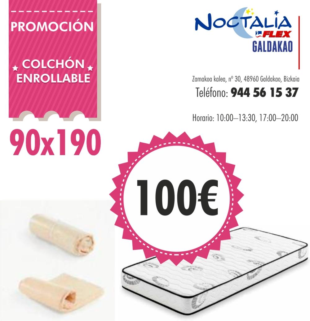 colchon enrollable Noctalia #Galdakao