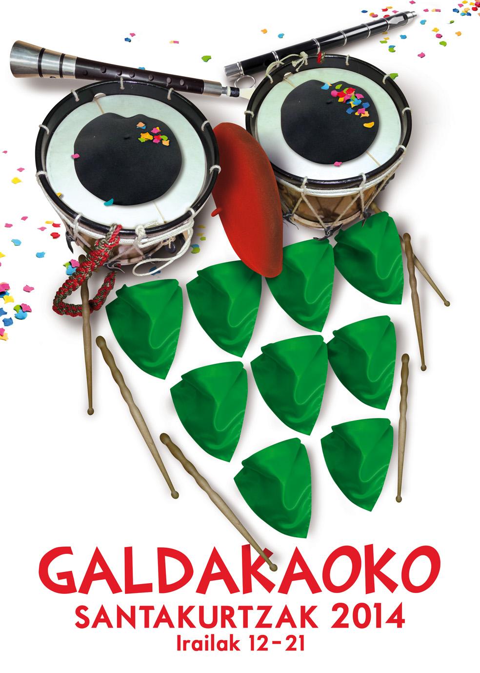 CARTEL GALDAKAO 2014