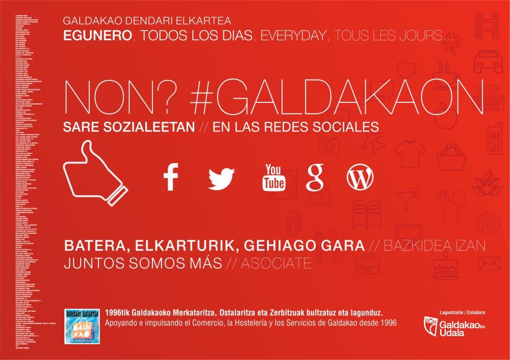 Non? #Galdakao-n