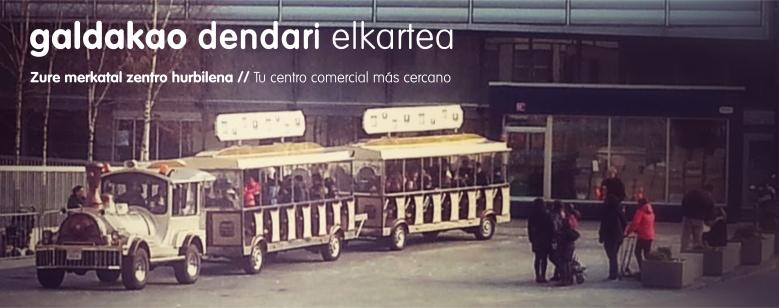 Tren Txu-Txu GaldakaoDendari Elkartea