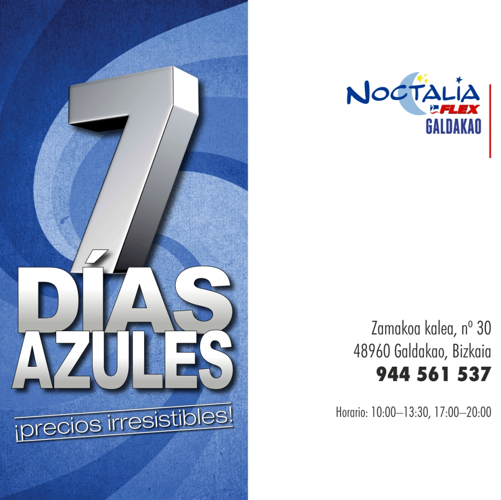 Noctalia Galdakao 2015