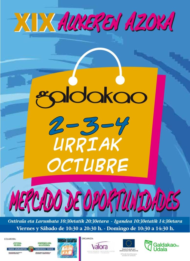 Galdakao feria de oportunidades_2015