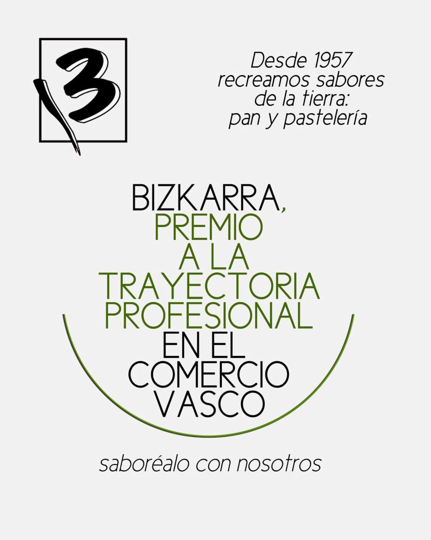 premio Bizkarra panadería y pasteleria
