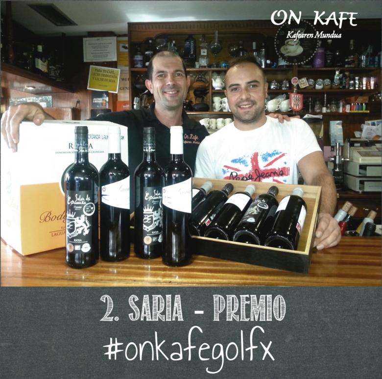 onkafegolfx 2 premio