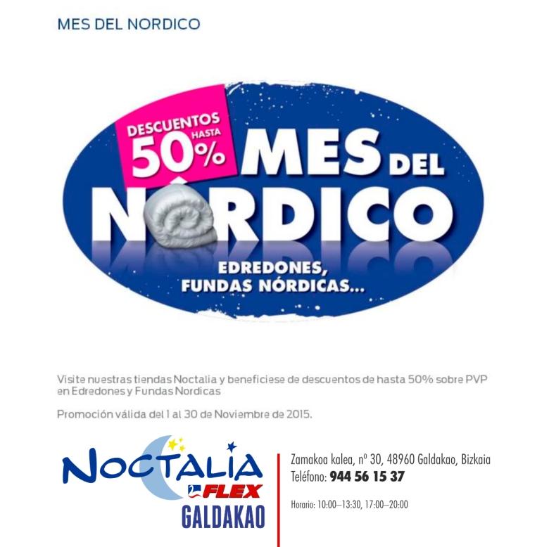 Noctalia Galdakao mes del nordico
