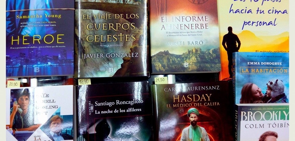 Novedades Cervantes Liburudenda