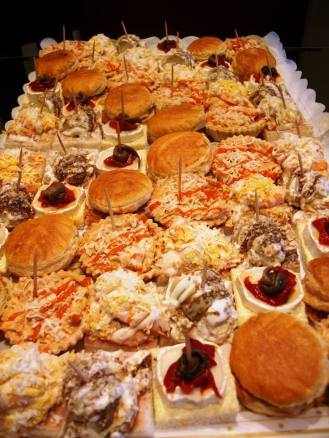 Lali Gozokiak catering