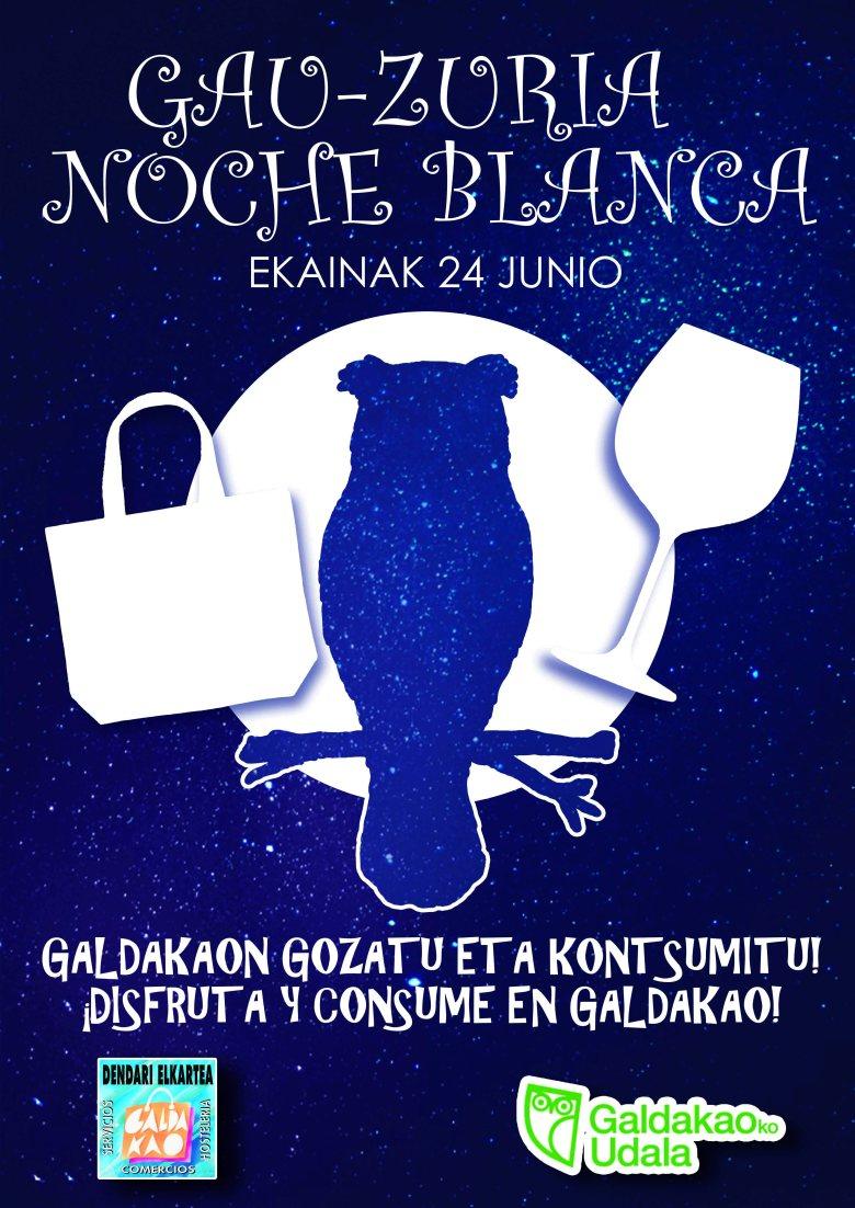 cartel noche blanca